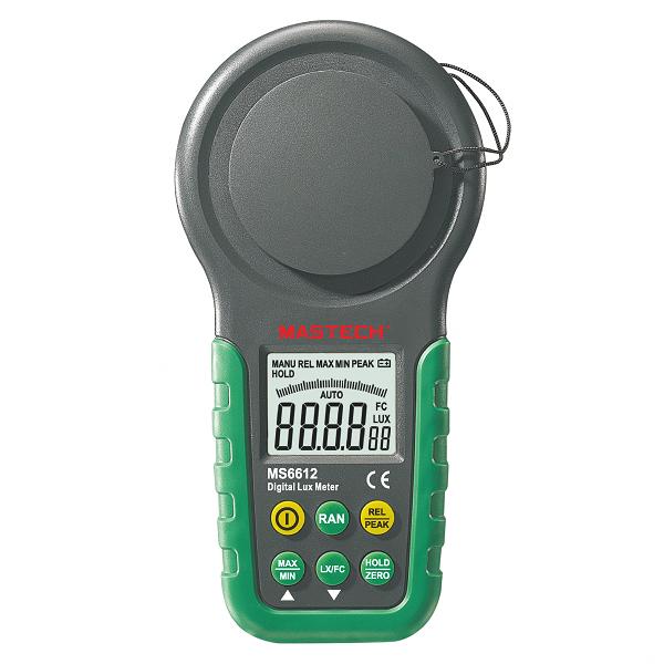 MS6612 Digital Light Meter