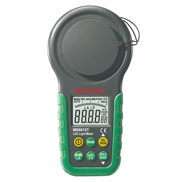 MS6612T - Digital Light Meter