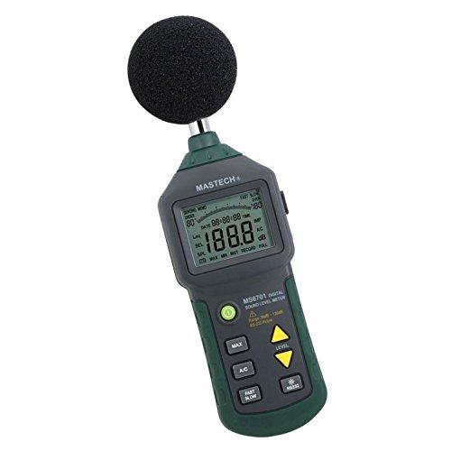 MS-6701 Digital Sound Level Meter 30-130db
