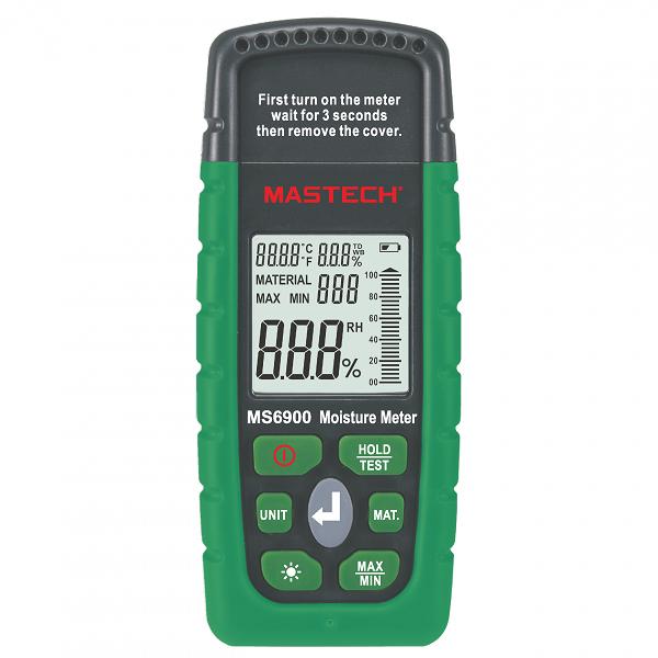 MS6900 Moisture Tester