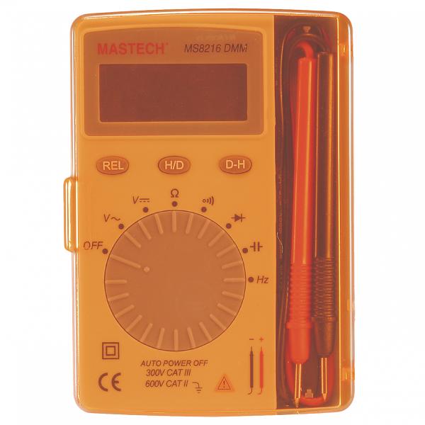 MS8216 - Pocket Digital Multimeter