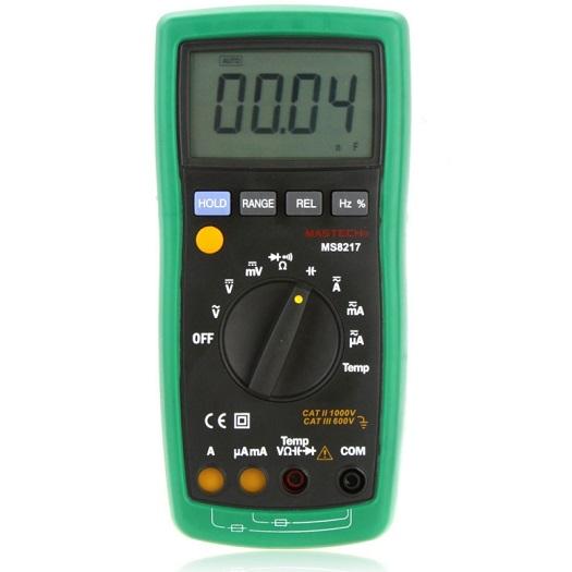 MS8217 AutoRange Digital Multimeter