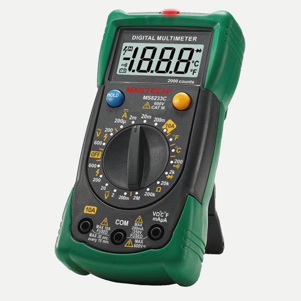 MS8233C Digital Multimeter