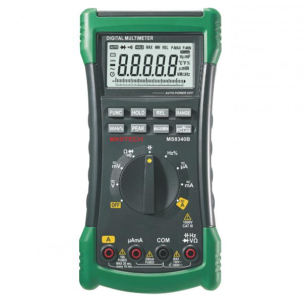 MS8340B Digital Multimeter with USB