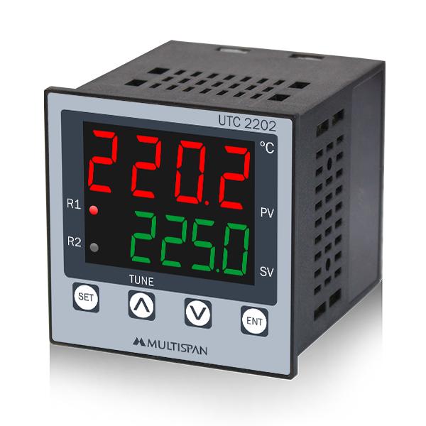 UTC -2202 Full Feature PID Output Temperature Controller