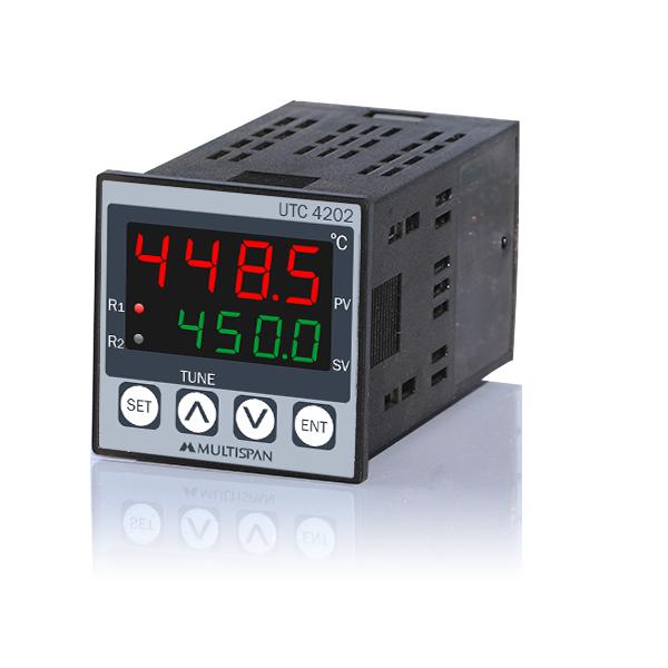 UTC -4202 Full Feature PID Output Temperature Controller