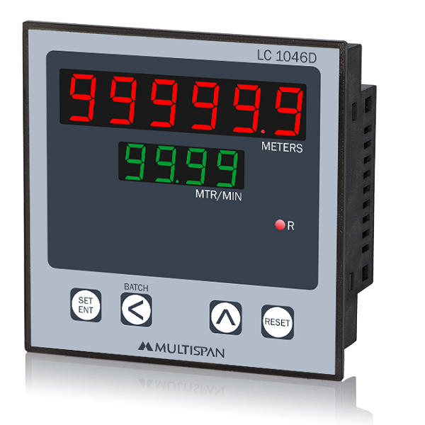 LC 1046D Programmable Length Counter