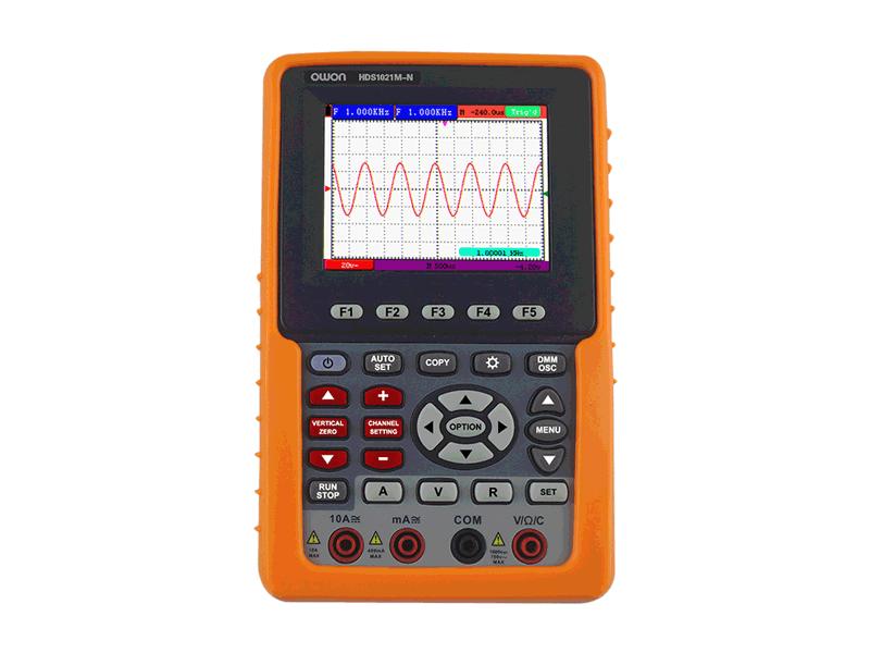 HDS 1021M-N Series Oscilloscope