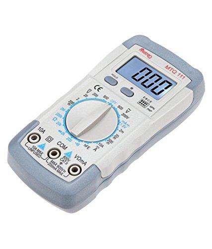 MTQ-111 Digital Multimeter (AC Voltage Range 0 to 500 V)