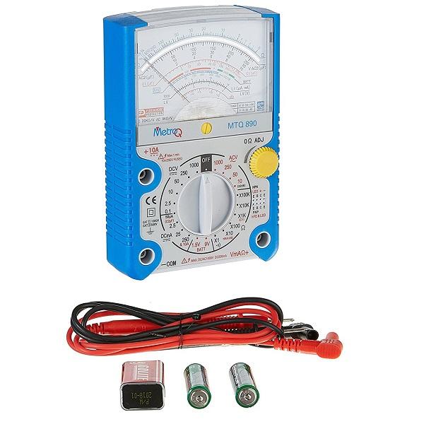 MTQ 890 Analog Multimeter
