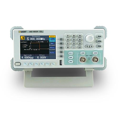 AG 1022F Arbitrary Wave Function Generator