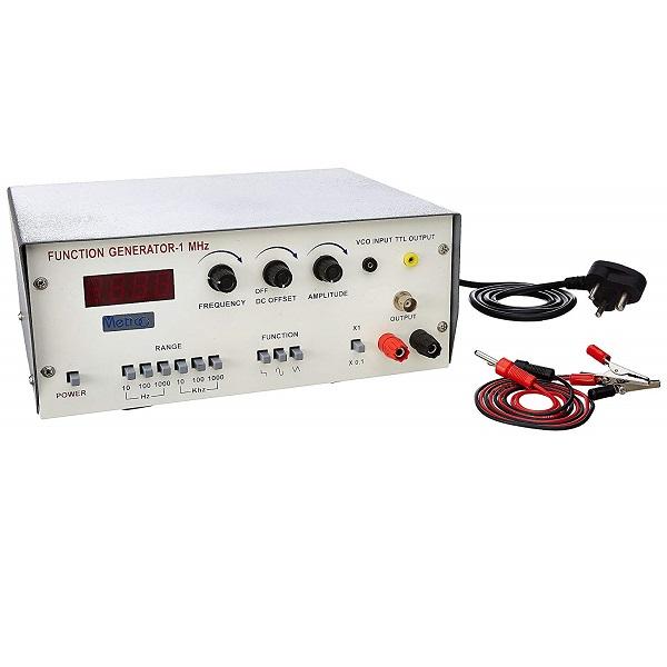 MTQ 1001 Digital Function Generator
