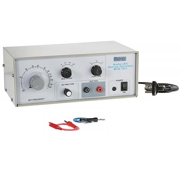 MTQ 1811 Audio Service Oscillator