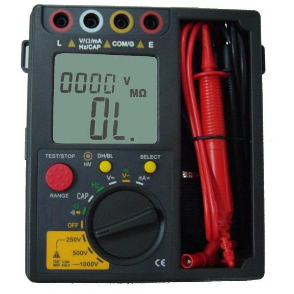 MTQ 9010 Insulation Tester