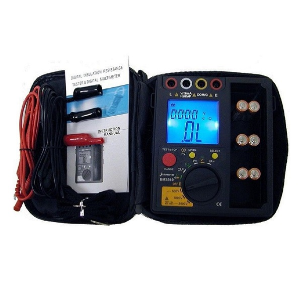 MTQ 9025 Insulation Tester