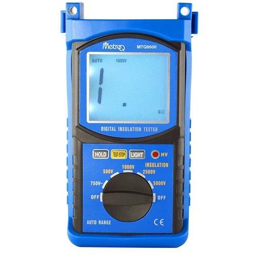 MTQ 9500 Digital Insulation Tester
