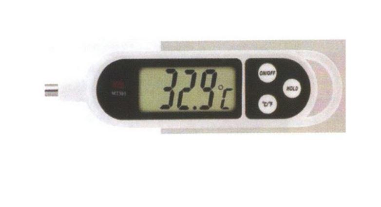 MTQ 305 Temperature Meter