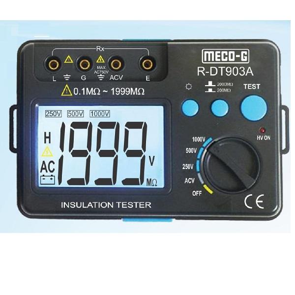 R-DT903A Digital Insulation Tester