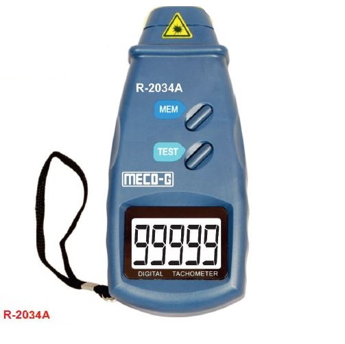 R-2034A Digital Tachometer