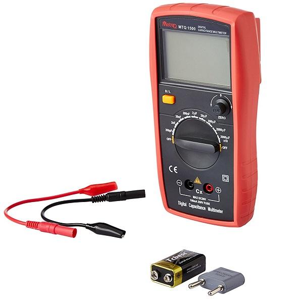 MTQ-1500 Digital Capacitance Meter