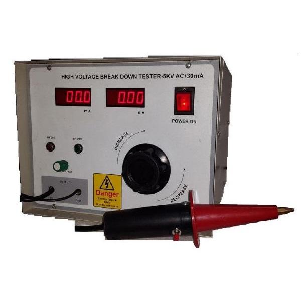 MTQ HV5K High Voltage Breakdown Tester