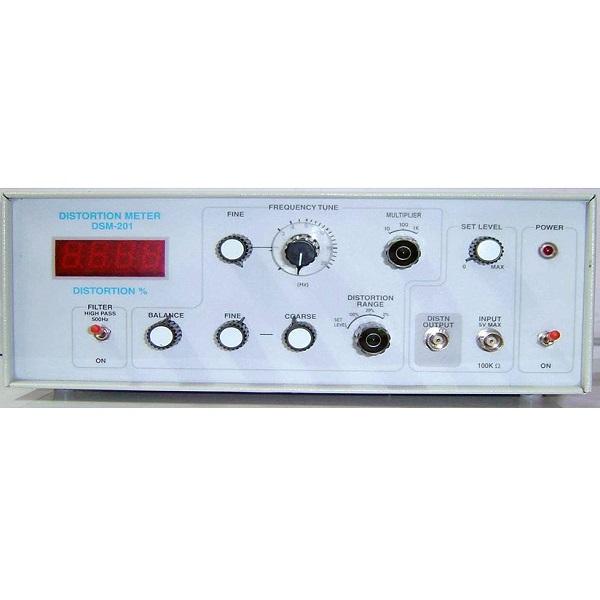 MTQ DSM 201 Distortion Meter