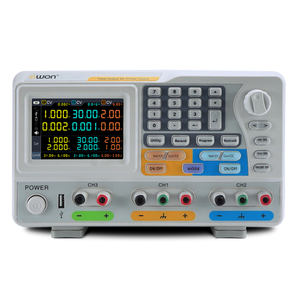 ODP 3033 3-CH Output Programmable DC Power Supply