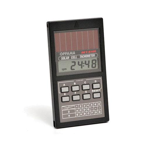 DET 610R Handy Type Pulse Engine Tachometer