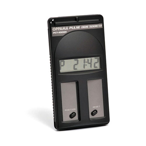PET-1000R Engine Tachometer (Range 100 to 19000 RPM)