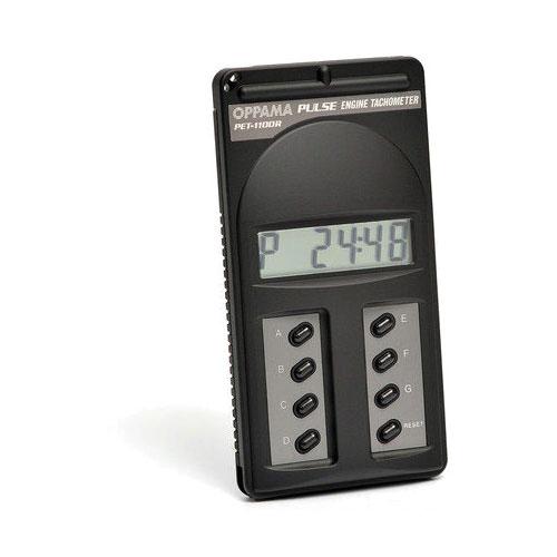 PET-1100R Engine Tachometer (Range 100 to 19000 RPM)