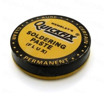 Quick Fix Soldering Paste (Flux) - 15 gm