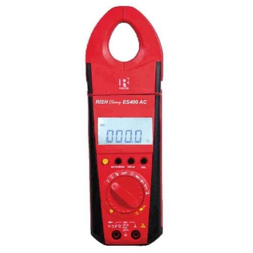 Rish ES400 AC Digital Clamp Meter