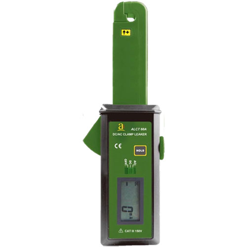 ALCT 60A AC/DC Smart Leakage Clamp Meter