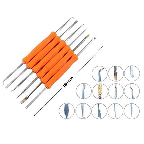Solder Assist Tools - Set of 6