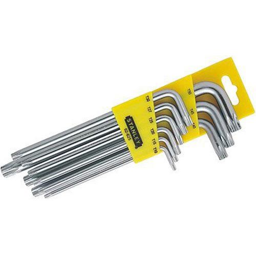 Long Torx Key Set 9 Pcs STMT92625-8
