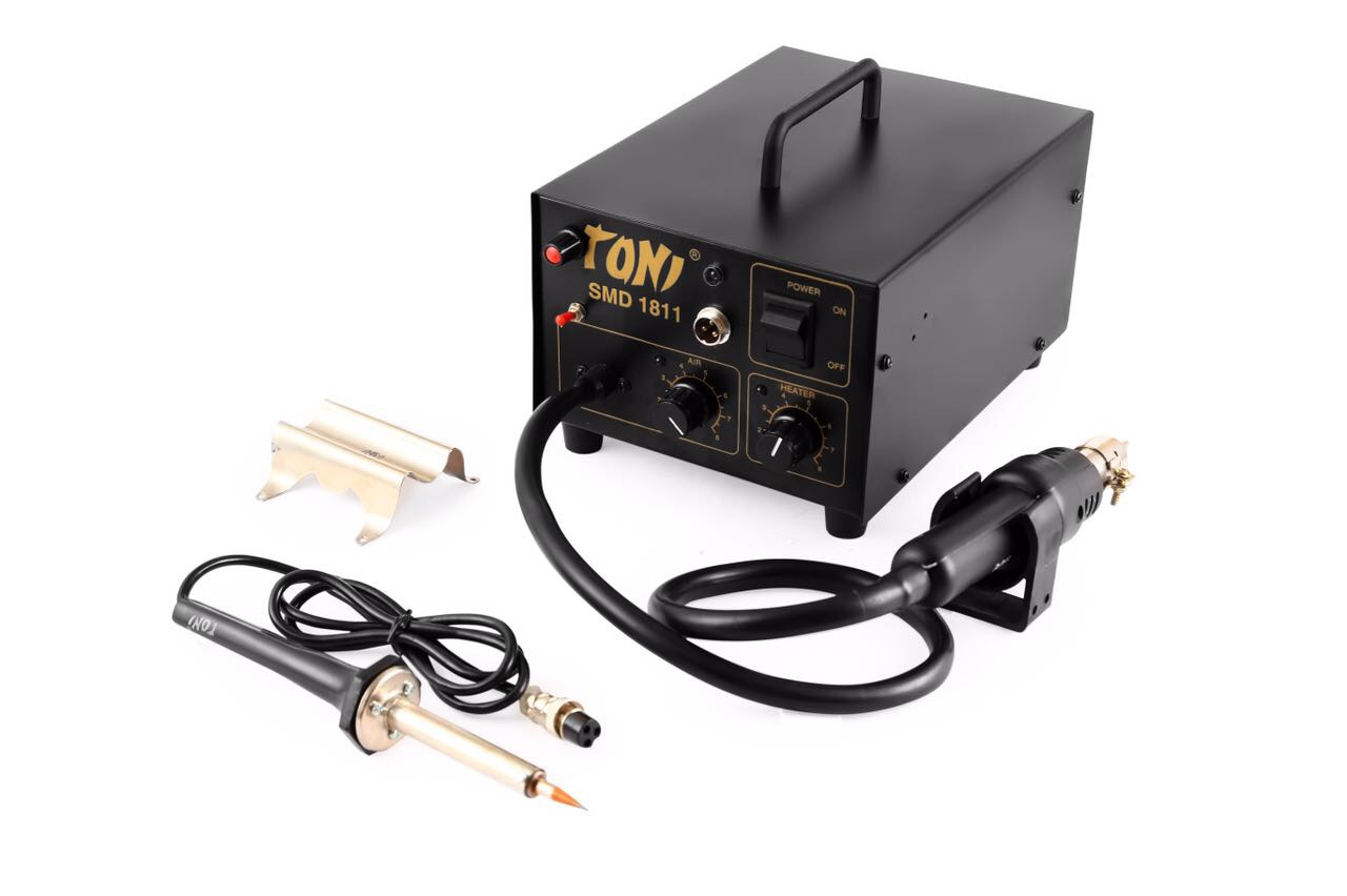 1811  2 in 1 W/ 60W SMD soldering Station