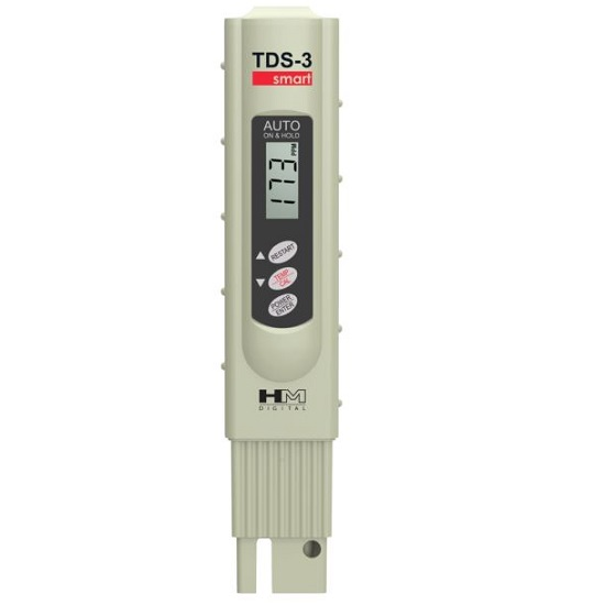TDS-3 SMART Handheld TDS Meter with Carrying Case
