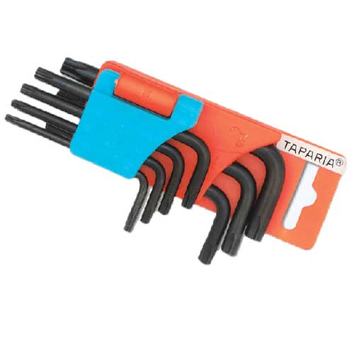 Torx Keys Set, KTH 9S