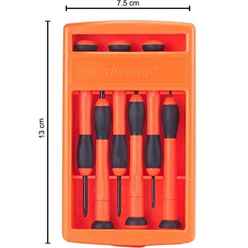 Precision Screw Driver Set 6 Pcs, PSF6