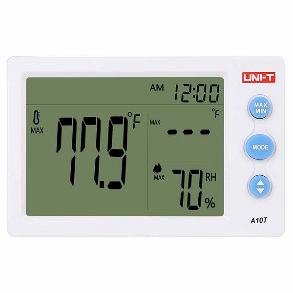A10T Temperature and Humidity Meter