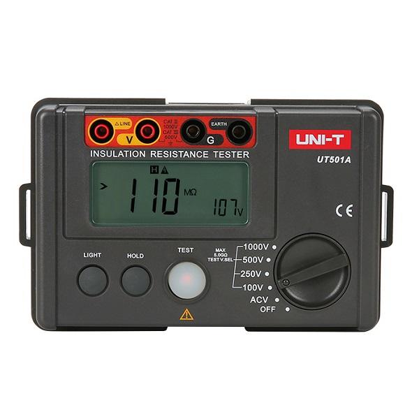 UT501A Insulation Resistance Tester
