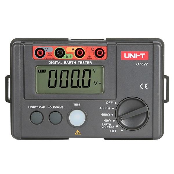 UT522 Earth Resistance Tester