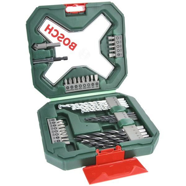 38pcs X-Line Drill and Screwdriver Set - 2607011432