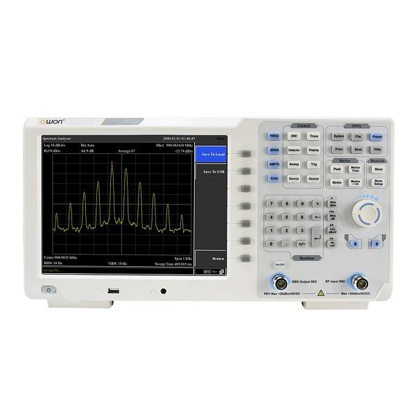 XSA 1015-TG Spectrum Analyzer