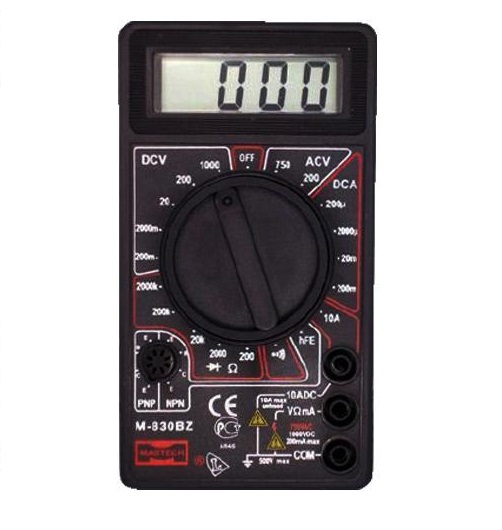 M830BZ Digital Multimeter