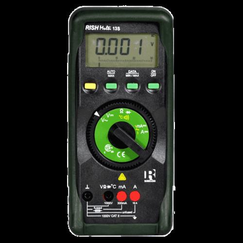 Rishmulti 13S Digital Multimeter