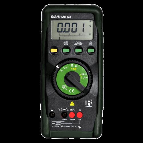 Rish 14S Digital Multimeter