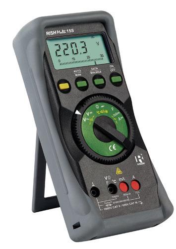 RISH Multi 15S Digital Multimeter