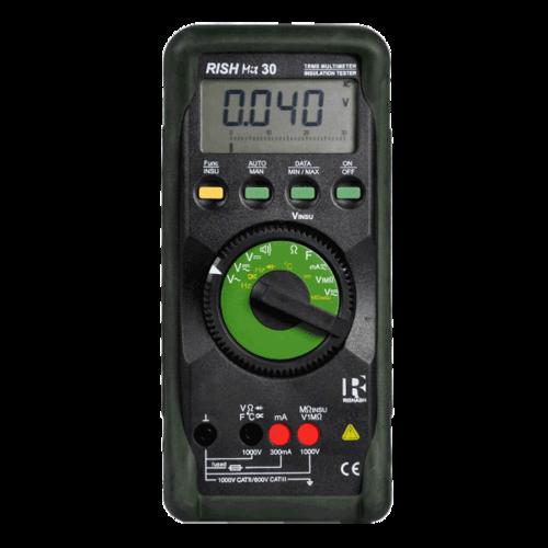 RISH MIT 30 Digital Multimeter