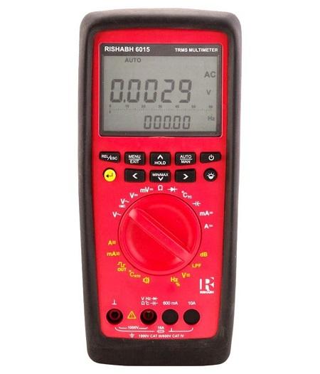 RISH 6015 Digital Multimeter